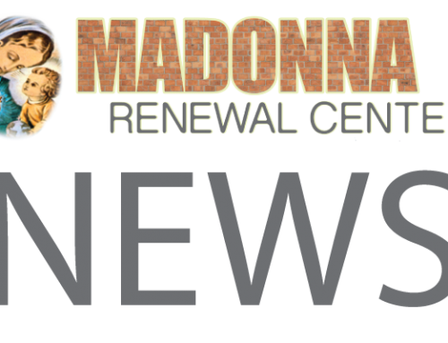 Madonna Renewal Center benefit dinner to be held